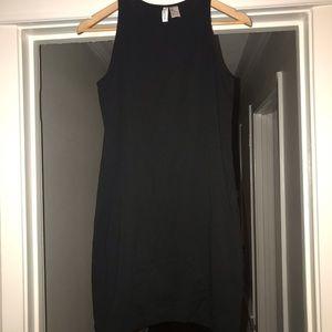 Tank style mini dress